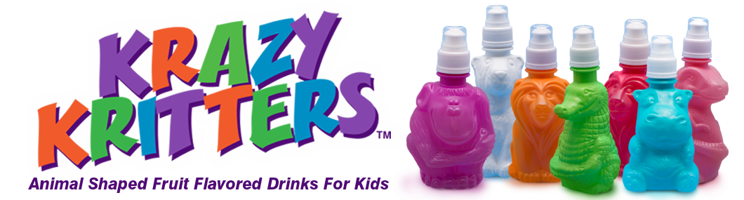 Krazy Kritter Drinks Logo